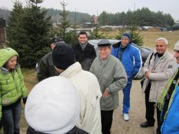 Посещение в Полша - 02.12 - 07.12.2012г.