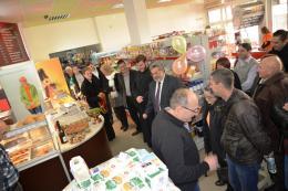 Реконструкция на съществуващ супермаркет с добавяне на топла точка - гр. Батак