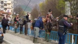 Риболовците, участвали в състезанието