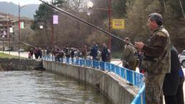 Състезание по риболов на 06 април 2013 г.