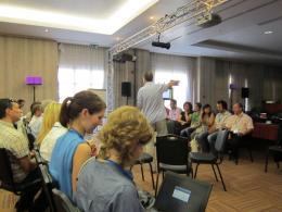 Европейски семинар на рибарските групи, организиран от FARNET