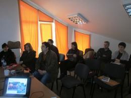 """Снимки от проведените обучителни семинари на СНЦ """"Бизнес инкубатор - Г.Делчев"""""""