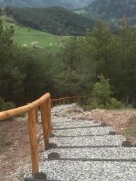 """Туристическа пътека """"Вековни дървета"""" в местността """"Храстево"""""""