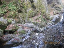 """Снимки от изпълнените проекти получили финансова подкрепа в рамките на МСР на МИРГ """" ВЗР"""" - """"Фотински водопади"""""""