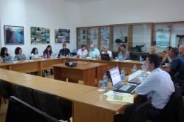 Първа работна среща на трите официално признати МИРГ в България.