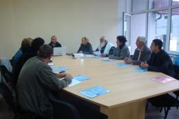 Информационна среща с потенциални бенефициенти в община Батак