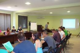 трета работна среща между екпите на всички рибарски групи в България