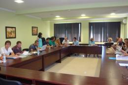 трета работна среща с представители на ИАРА