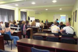 форум между екипите за изпълнение на местните стратегии за развитие