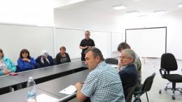 Информационна среща - град Доспат