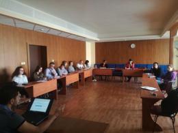 Първа работна среща на МИРГ-и в град Хисаря