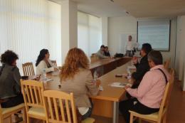 Среща с представители на регионални институции по повод управление на територията на Рибарската област и водните басейни в нея